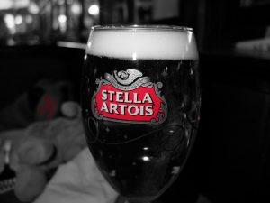 In Belgien gibt es über 500 Biersorten.