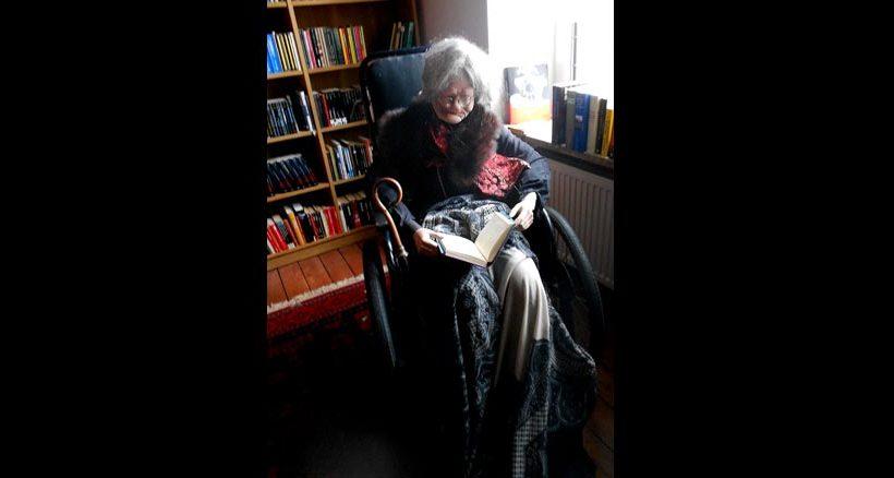 Eine von Agatha Christies Heldinnen: Miss Marple.