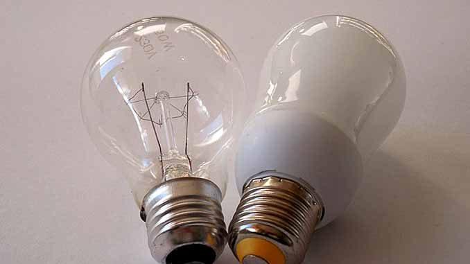 Die alten Glühbirnen haben ausgedient: Neue Leuchten helfen beim Energiesparen.